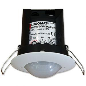 BEG Détecteur de présence Luxomat pour GTC/GTB raccordement alimentation 24 V RR 2 Canaux Faux-Plafond 92306