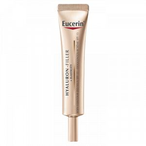Eucerin Hyaluron Filler + Elasticity - Contour des Yeux - 15 ml - SPF 15