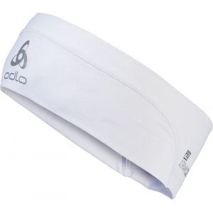 Odlo Ceramicool - Accessoire course à pied - blanc Bonnets & Gants