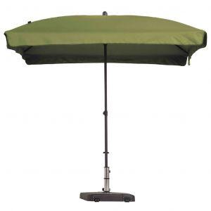 Madison Parasol Patmos Rectangulaire 210x140 cm Vert sauge
