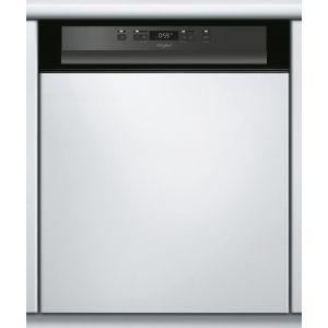 Whirlpool WBC3C24PB - Lave-vaisselle encastrasble 14 couverts