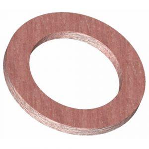 Gripp Joint caoutchouc synthétique cellulose - Pochette de 100 - Filetage 12 x 17 mm - Diamètre intérieur 9 mm - Extérieur 14,5 mm