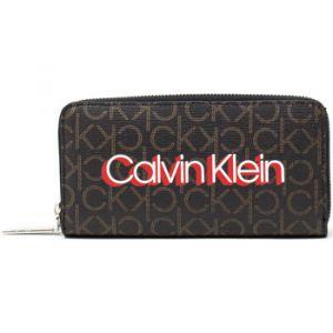 Calvin Klein Portefeuille Jeans K60K605680 Marron - Taille Unique