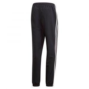 Adidas Essentials 3 Stripes Wind Pants Regular - Black / White - Taille XL
