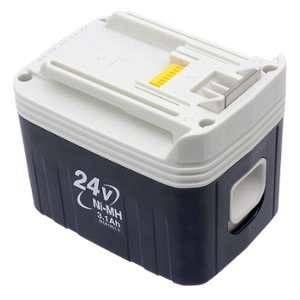 Makita Batterie Makstar Ni-Cd 24 volts 3.3 ah 193739-3