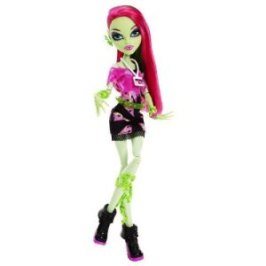 Mattel Monster High Venus McFlytrap Music Festival