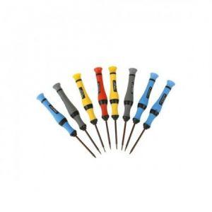 Sun S-IP4G-2799 - Kit de Réparation iPhone, iPad, iPod, Blackberry avec 8 tournevis spéciaux