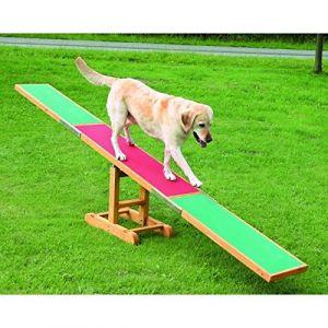 Trixie Balançoire Agility pour chien L 300 x l 34 x H 54 cm