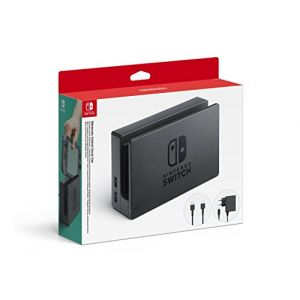 Nintendo Ensemble station d'accueil Switch