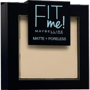 Maybelline Fit Me - Poudre mat antipores 105 NU