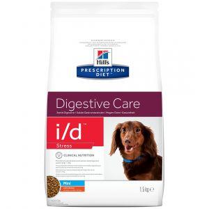 Hill's Prescription Diet i/d Stress Mini canine - Sac 1,5 kg