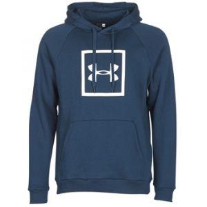 Under Armour Sweat-shirt RIVAL FLEECE LOGO HOODY bleu - Taille XL