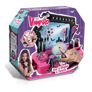 Canal Toys Bar à ongles et tatoos Chica Vampiro