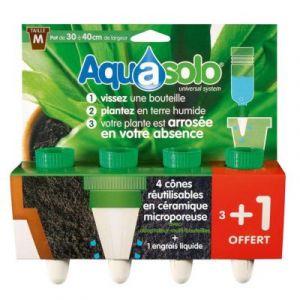 Aquasolo Systems vert medium x4