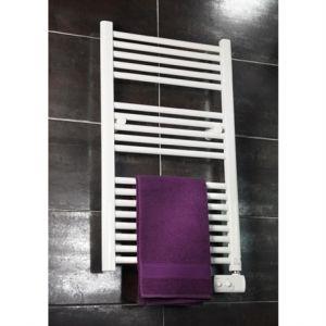 Planetebain 1111001PBN - Radiateur sèche-serviettes électrique