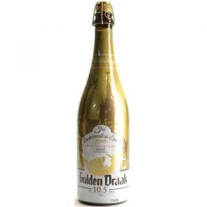 Brasserie Van Steenberge Gulden Draak Brewmasters - Bière Ambrée - 75 cl - 10.5 %