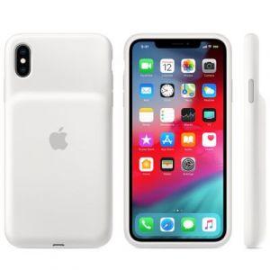 Apple Coque avec batterie iPhone Xs Max Batterie intégrée Blanc