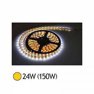 Vision-El Bandeau LED Pro 24W (150W) IP20 (nu) Blanc chaud 2700°K