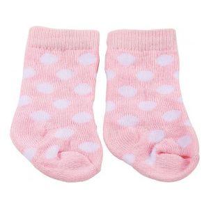 Gotz Chaussette, spots on pink, 42 a 46 cm