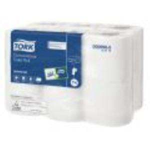Tork 037174 - Lot de 12 rouleaux de papier hygiénique gaufré recyclé