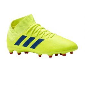 Adidas Nemeziz 18.3 FG J J, Chaussures de Football Mixte Enfant, Multicolore (Multicolor 000), 37.5 EU