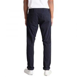 DOCKERS Pantalon Alpha Khaki skinny Supreme Flex Bleu