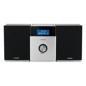 Grundig MS 520 - Chaîne hifi compacte, CD et Bluetooth
