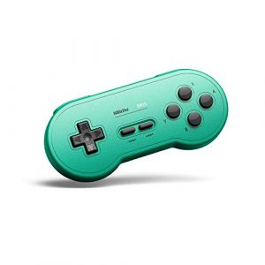 Just for Games Manette de jeu SN30 GP SNES Edition - vert