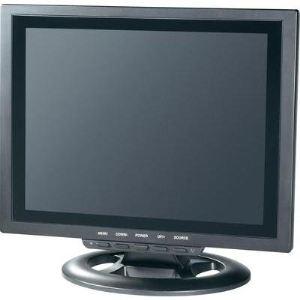 "Conrad Moniteur LCD CCTV 12"""