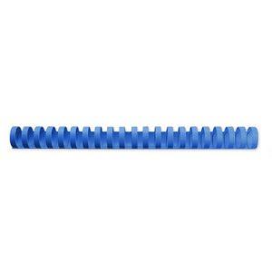 GBC 50 peignes en plastique Cerlox pour format A4 (diamètre 25 mm)