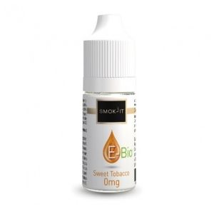 Smok-it E-liquide Sweet Tobacco Biobased 0 mg