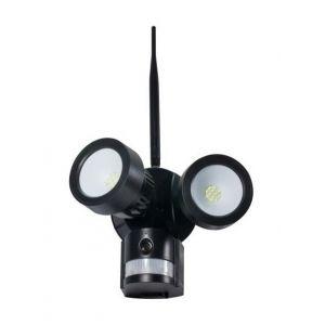 Technaxx TX-83 - Caméra de surveillance IP HD extérieur avec projecteur LED