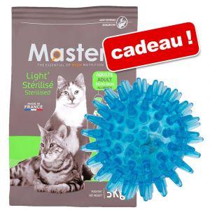 Mastery Croquettes pour chat Adult au poisson - Contenance : 3 kg
