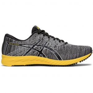 Asics Chaussure de Running Gel DS Trainer 24 - Black Tai Chi Yellow Noir - Jaune - Homme