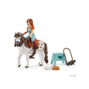 Schleich Figurine horse club mia & spotty