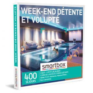 Smartbox Coffret cadeau Week-end détente et volupté
