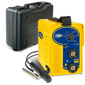 cab294e226102e GYS GYSMI 200 P - Poste soudure inverter (030794)