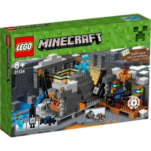 Lego 21124 Minecraft : Le portail de l'air