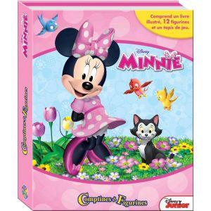 Editions Phidal Minnie - Comptines et Figurines