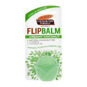 Palmer's FlipBalm Creamy Coconut - Crème hydratante et rafraîchissante pour les lèvres