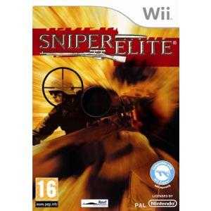Sniper Elite + Sniper Gun [Wii]