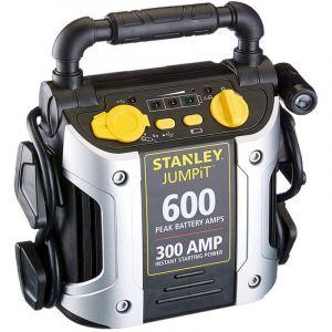 Stanley Chargeur de batterie BOOSTER 300A JUMP Starter 600 Station de démarrage rechargeable Moto Auto Camion