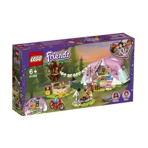 Lego 41392 Le camping glamour dans la nature Friends