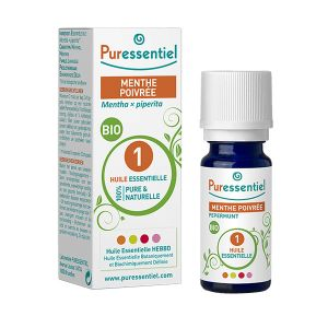 Puressentiel Huile essentielle - Menthe poivrée bio, 10 ml