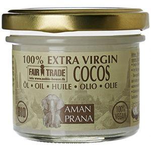 Aman Prana Huile de coco 100% extra vierge 100 ml