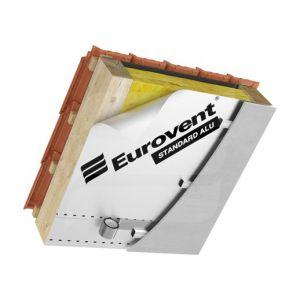 Artisanmat Ecran sous-toiture pare-vapeur STANDARD ALU en 130 gr/m². 1.5ml x 50 ml