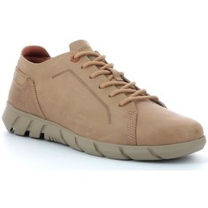 Caterpillar Chaussures Rexes Leather Beige - Taille 41,42,43,44
