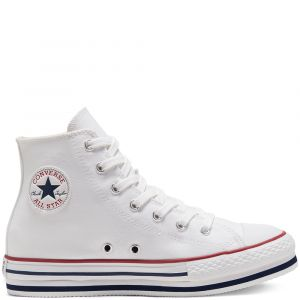 Converse Chuck Taylor All Star Everyday Platform Enfant Blanche 30 Streetwear