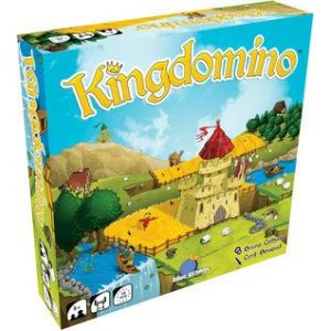 Image de Blue Orange Kingdomino