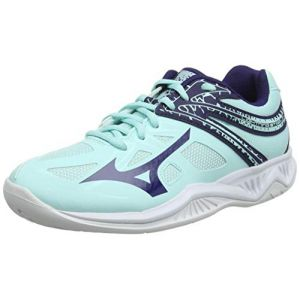 Mizuno Chaussures enfant Chaussures junior Lightning star Z5 JR - Couleur 36 - Taille Bleu